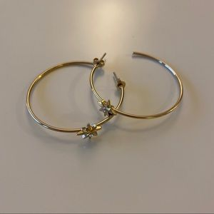& Other Stories Star Hoops